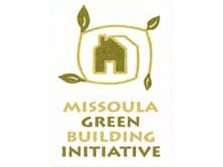 Missoula Green Building Initiative Featured Logo