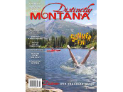 Distinctly Montana Magazine Featured Cover