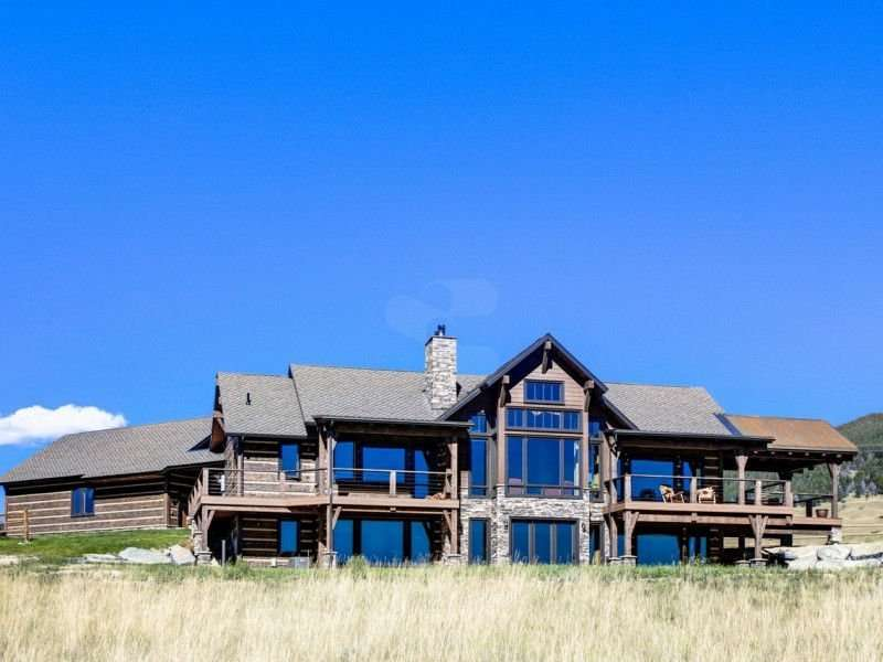 Philipsburg Montana Residence Everlog Systems