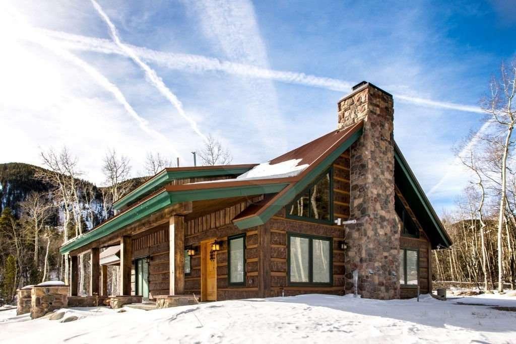 Salida Colorado Log Cabin Everlog Systems