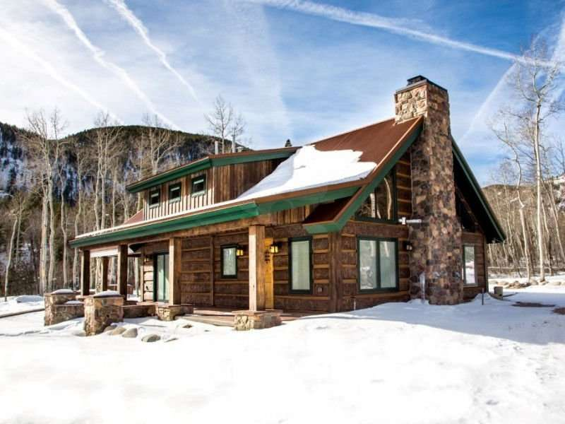 Salida Colorado Log Cabin Everlog Systems