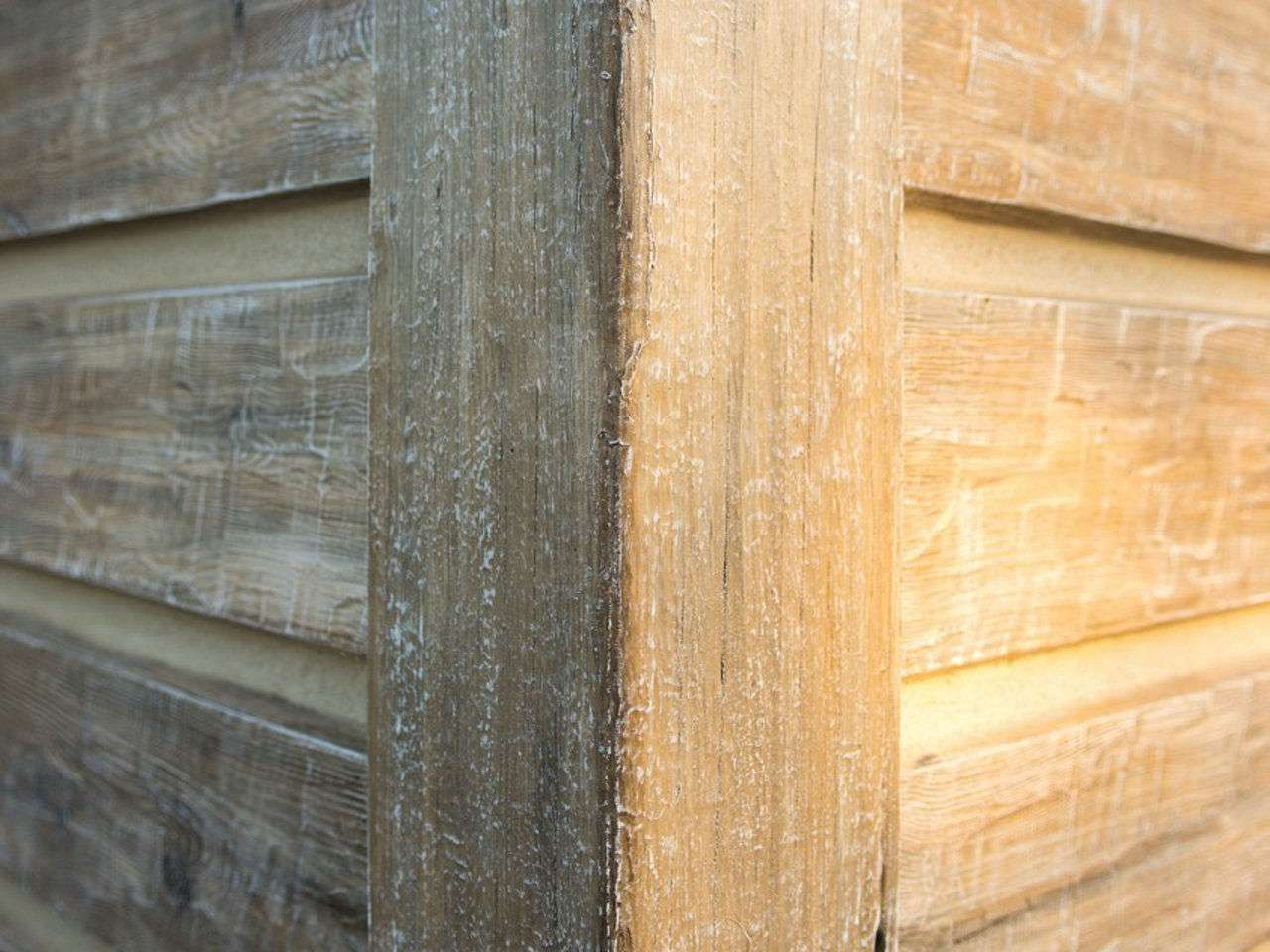 Everlog Concrete Log Siding Profiles And Colors