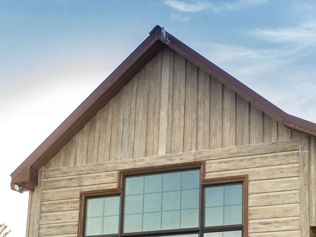 Everlog concrete log siding profiles and colors for Log siding for houses