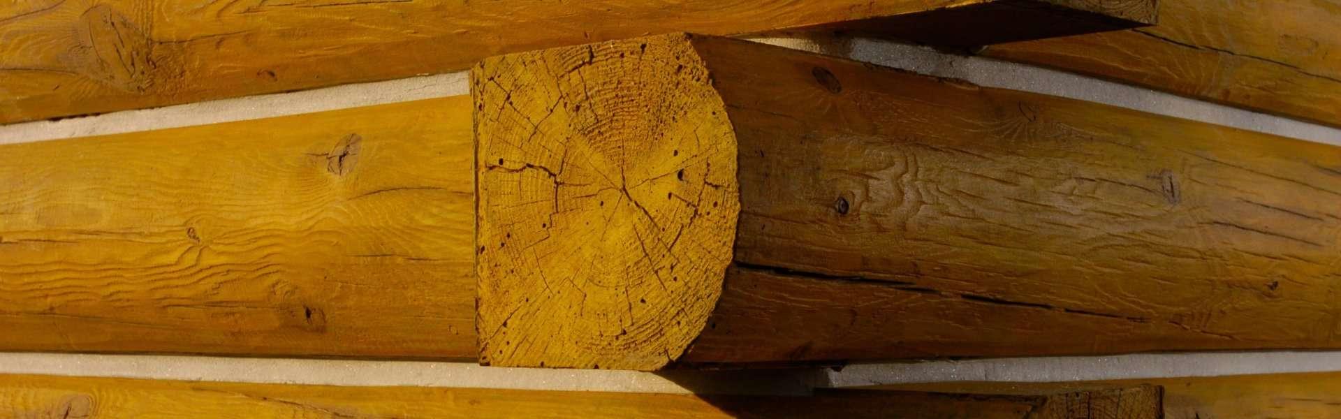 8″ Logs