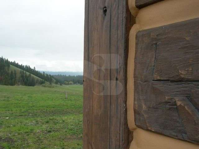 Image of Greenough, Montana Residence - made with Everlogs Concrete Logs, Siding, and Timbers