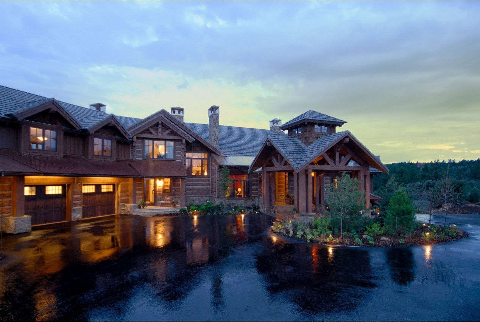 Larkspur Colorado Natural Dream Home Everlog Systems