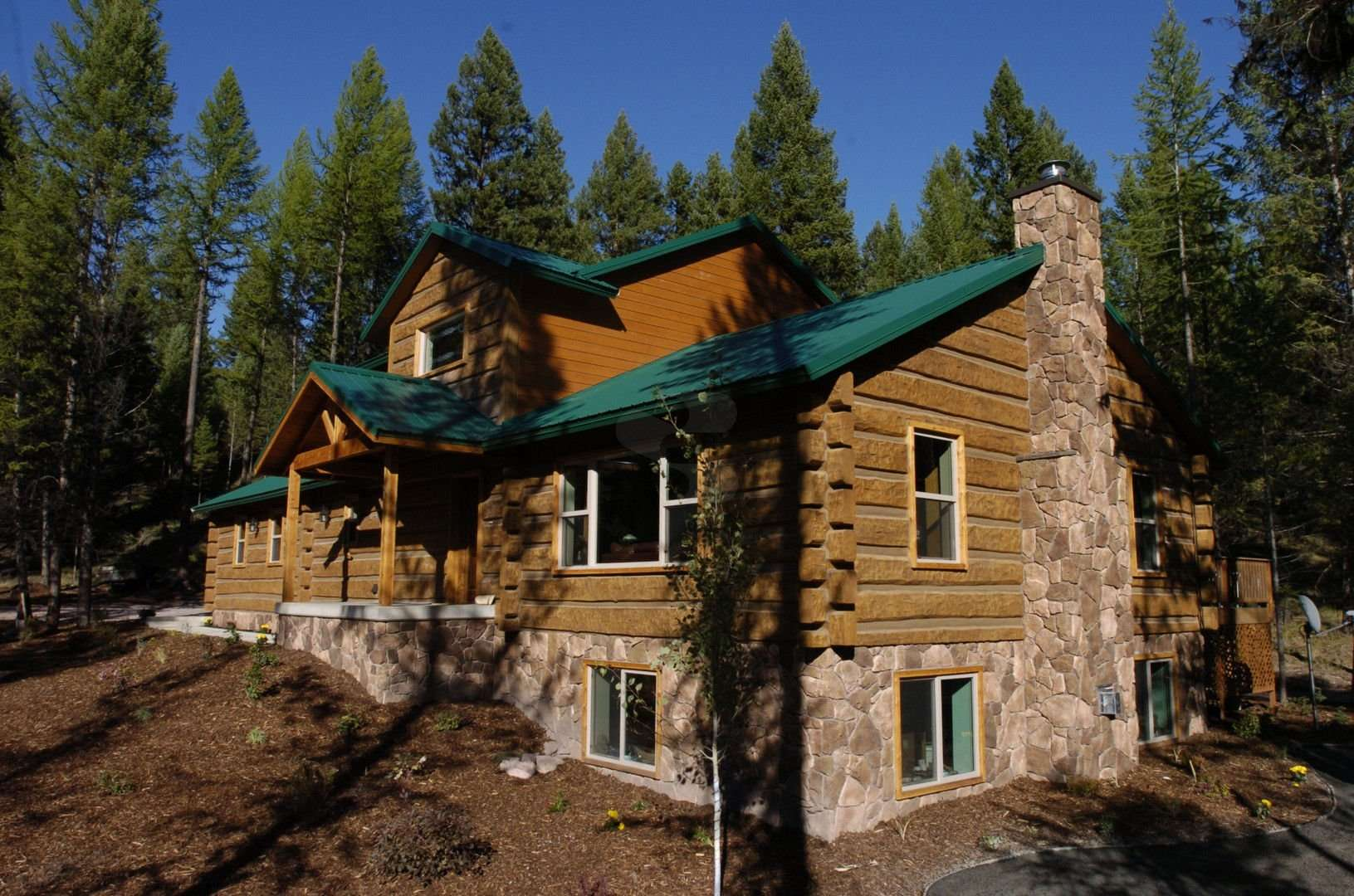 Seeley Lake Montana Residence Everlog Systems