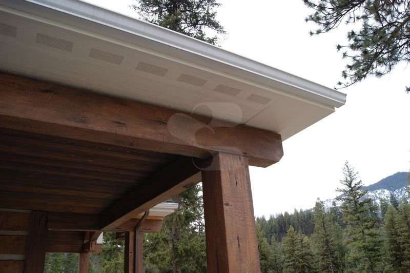 Image of Beam - made with Everlogs Concrete Logs, Siding, and Timbers