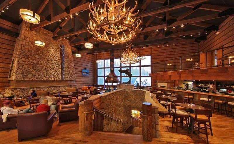 Image of Hotel project - made with Everlogs Concrete Logs, Siding, and Timbers