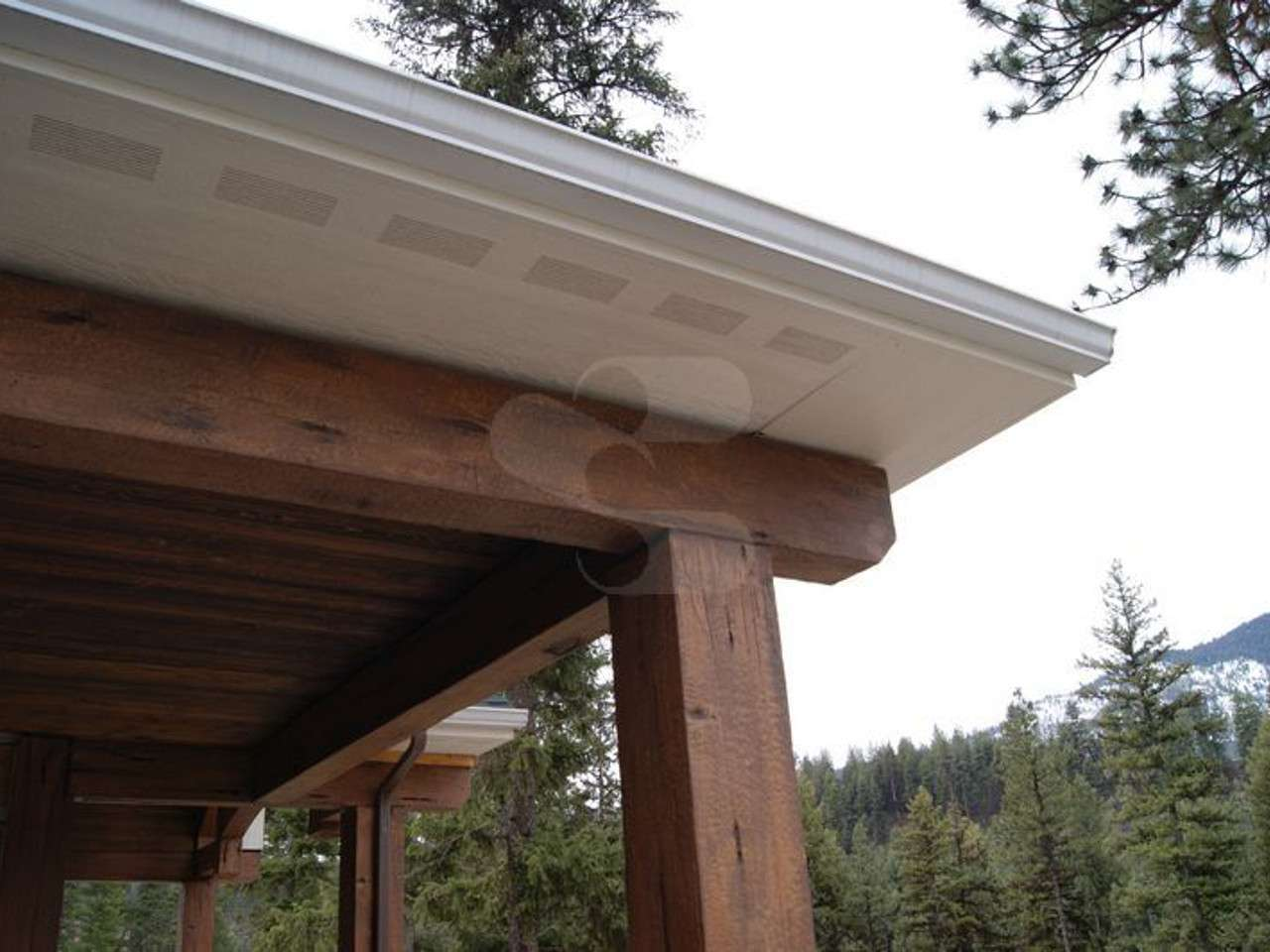 EverLog Concrete Timber Beam