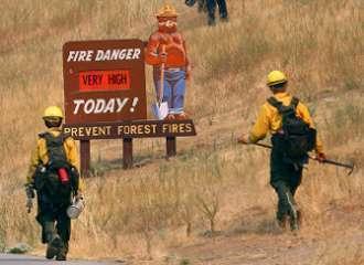Smoky Firefighters