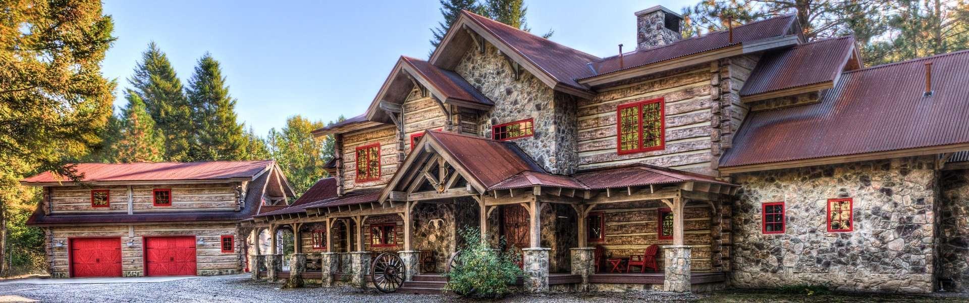 Everlog Systems Concrete Log Homes Concrete Log Siding