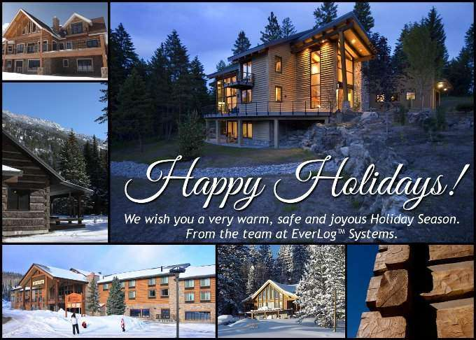 Happy Holidays from EverLog Systems