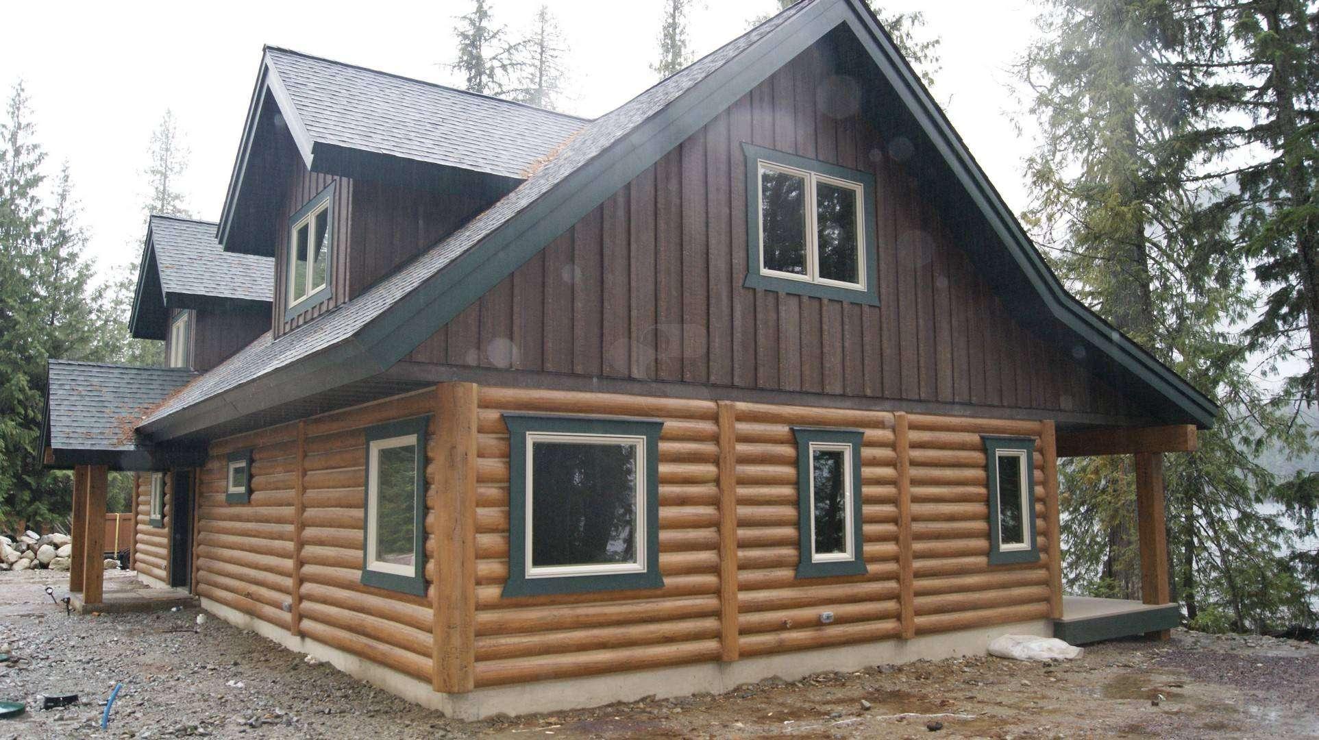 Bull Lake Montana Cabin Everlog Systems