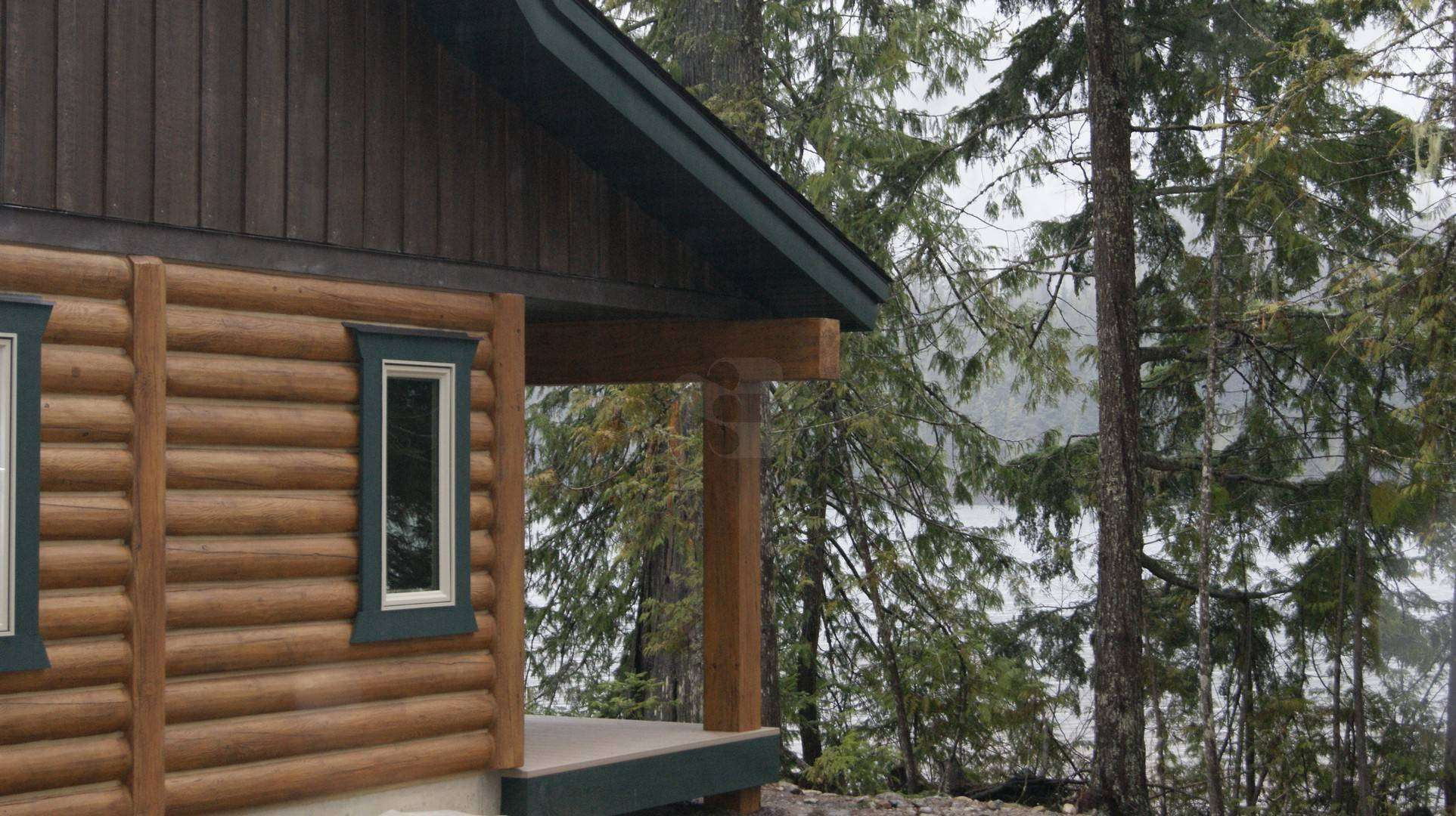 Bull Lake Montana Cabin Everlog Systems