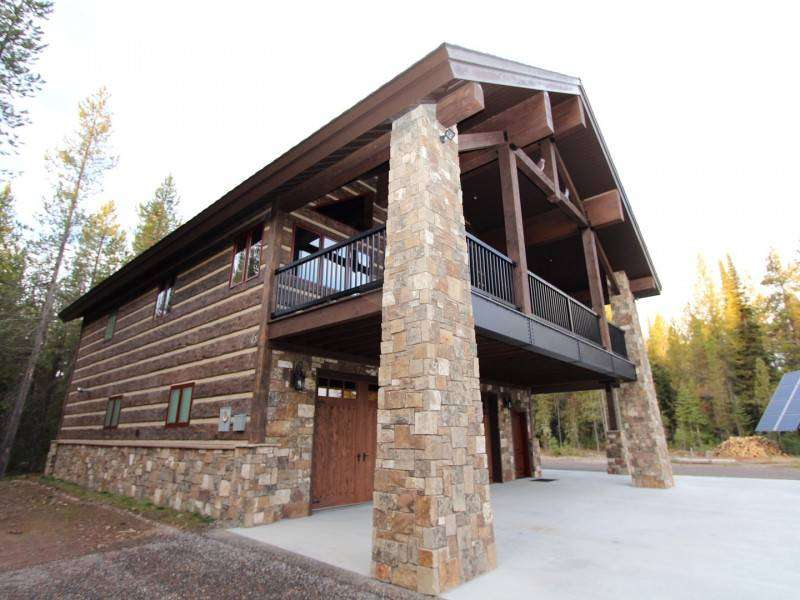 Everlog Concrete Log Siding Photo Gallery Everlog Systems