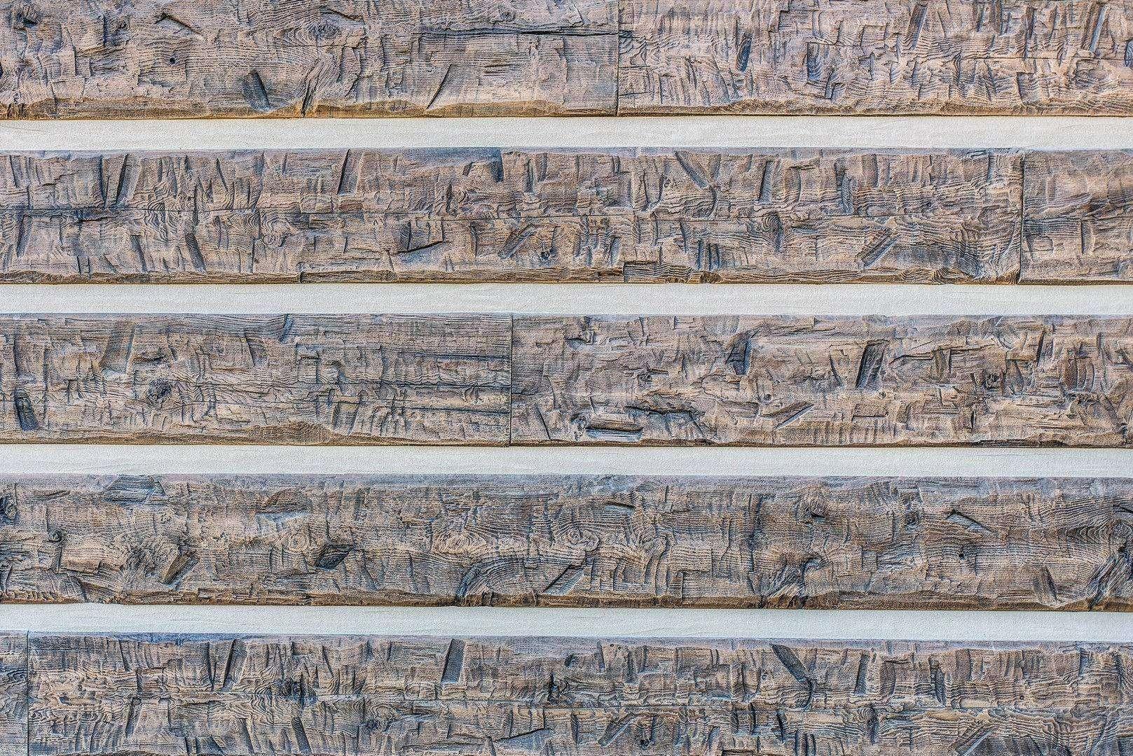 Montana Log Home with Concrete Log Siding 16