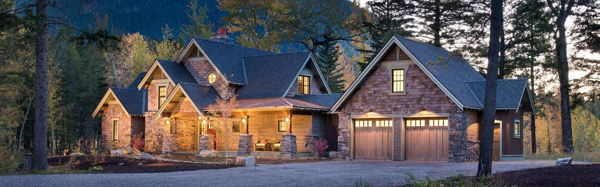 Glacier National Park Cottage