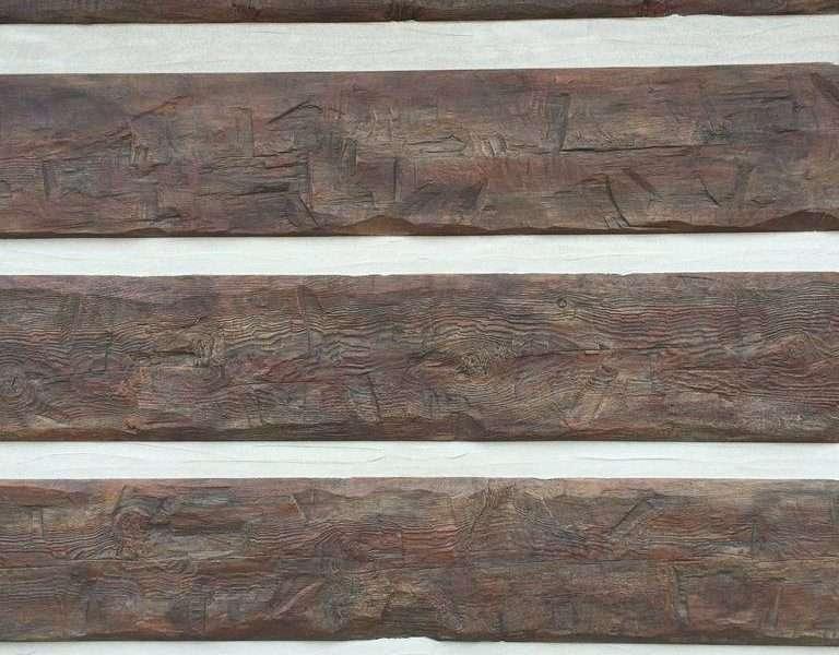 Las Vegas, New Mexico Concrete Log Home
