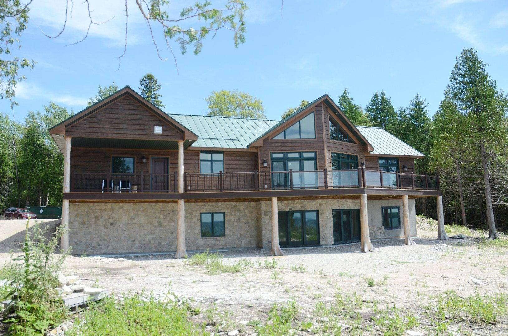Garden Michigan Lake Home Everlog Systems