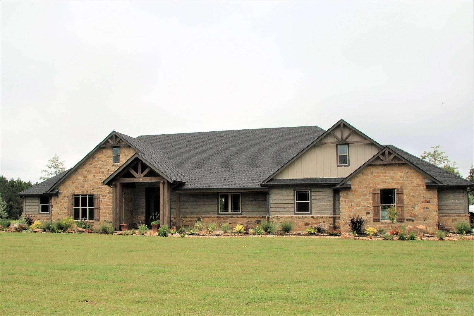 Lovelady texas log sided home everlog systems for Log sided homes