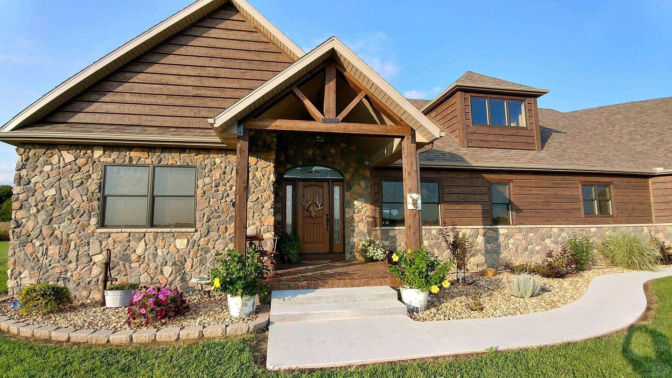 100 Siding House Everlog Systems Concrete Log Homes