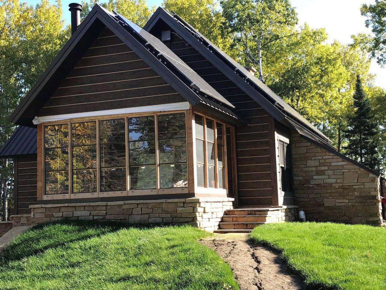 Walker Minnesota Lake Cabin Everlog Systems