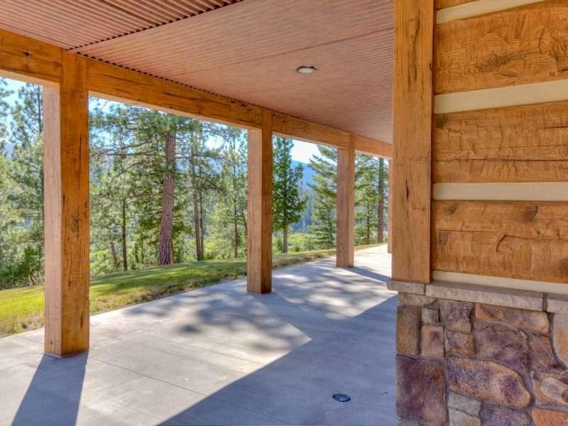 Helmville Montana EverLog Cabin